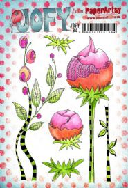 PaperArtsy Mounted Rubber Stamp Set -  JOFY Collection 94 - JOFY94